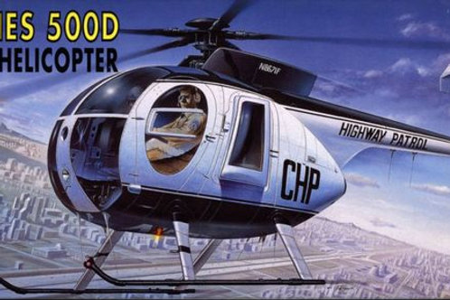 Police Helicopter 500d