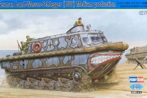 German Land-Wassser-Schlepper Medium Production
