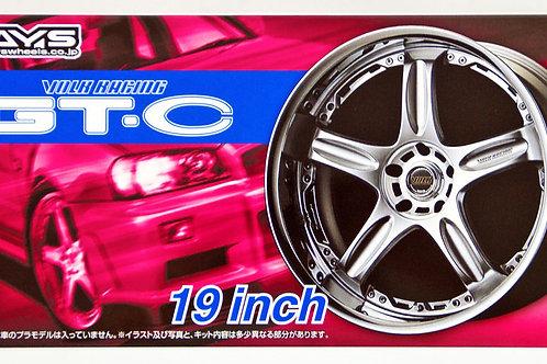 Wheel Set - Volk Racing GT-C 19 Inch
