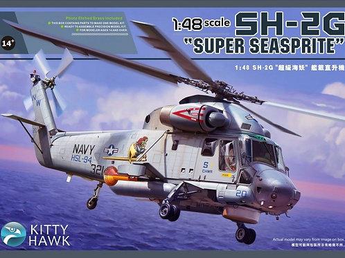 SH-2G Super Seasprite + Extras