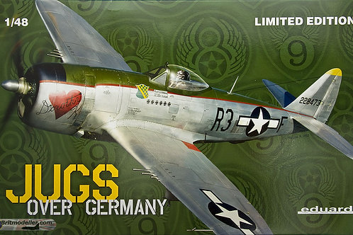 P-47 Thunderbolt 'Jugs Over Germany' (Limited Ed)