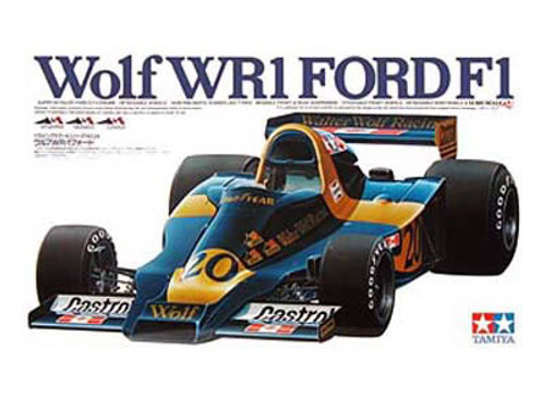 Wolf WR1 Ford