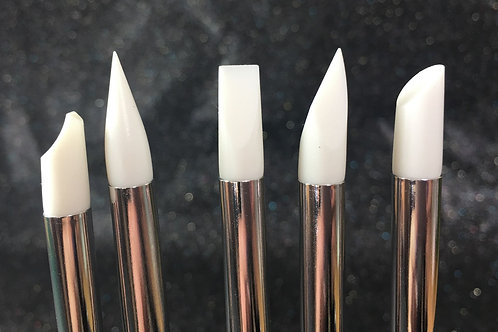Silicone Tip Brushes