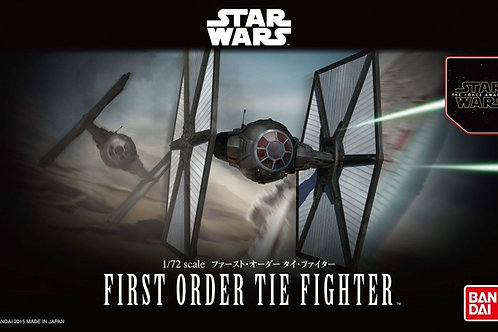 First Order Tie Fighter (The Force Awakens)