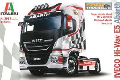Iveco HI-WY 'Abarth' Tractor Head