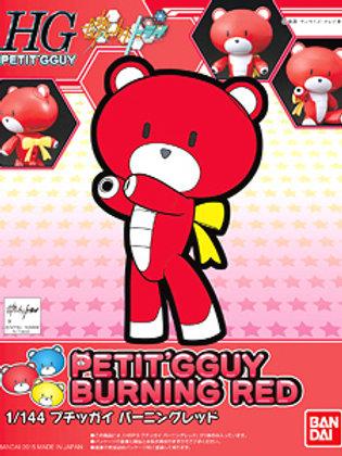 Petit'GGuy Burning Red