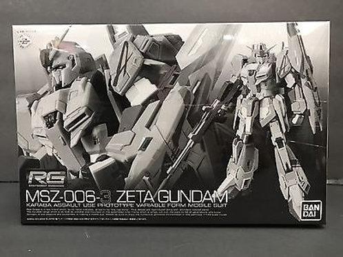 MSZ-006-3 Zeta III Ver. GFT (Limited Ed) + Extras