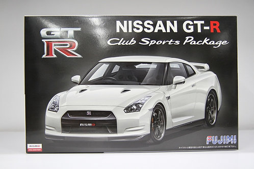 Nissan Skyline GT-R Club Sport Package + Extras