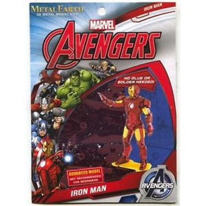 Avengers Iron Man (Coloured)