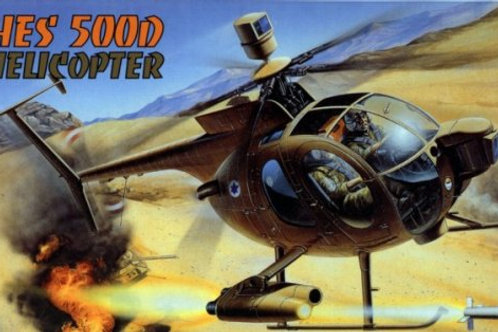 Hughes 500 TW Helicopter