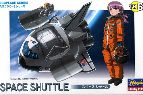 Space Shuttle Eggplane