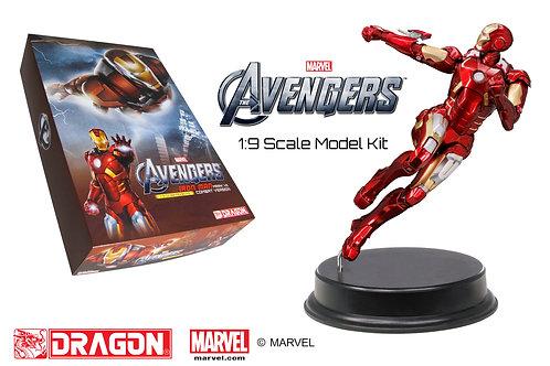 Iron Man Mk VII Battle Ver