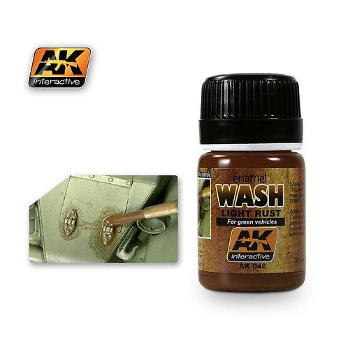 AK Wash - Light Rust - AK046