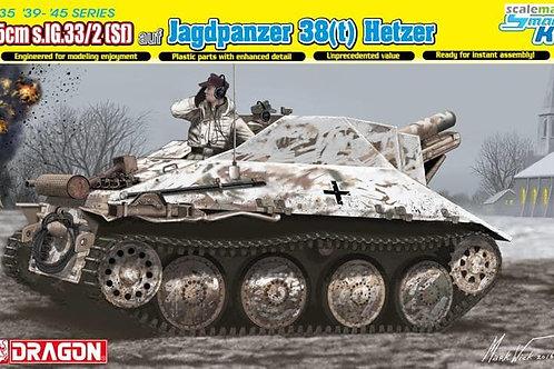 15cm s.IG.33/2(Sf) auf Jagdpanzer 38(t) Hetzer