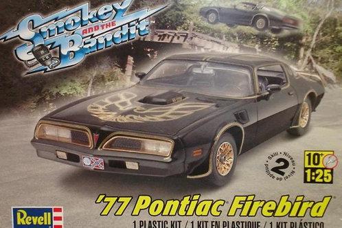 Smokey and the Bandit 77 Pontiac Firebird