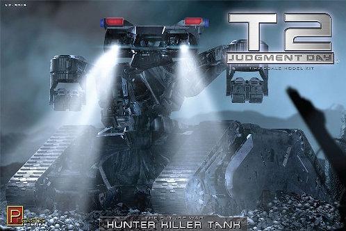 Terminator 2 Judgment Day Hunter Killer Tank