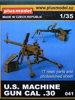 US Machine Gun Cal .30