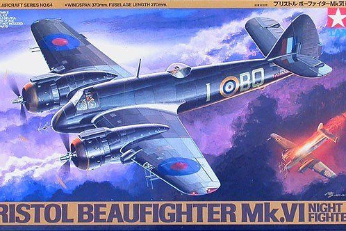 Bristol Beau-Fighter Mk VI Night Fighter