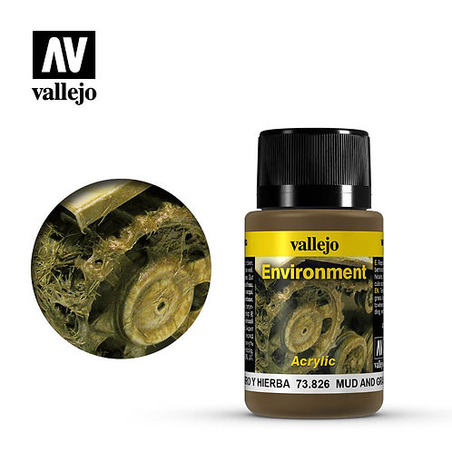 Vallejo Environmental - Mud And Grass