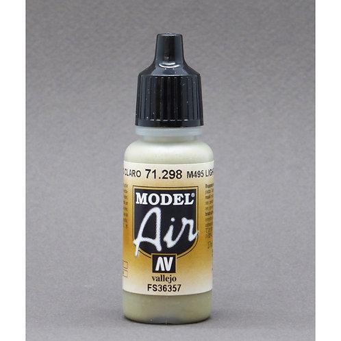 Vallejo Model Air M495 Light Gray