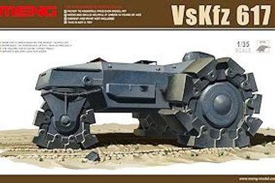 VsKfz 617 + Extras