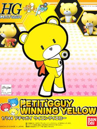 Petit'GGuy Winning Yellow