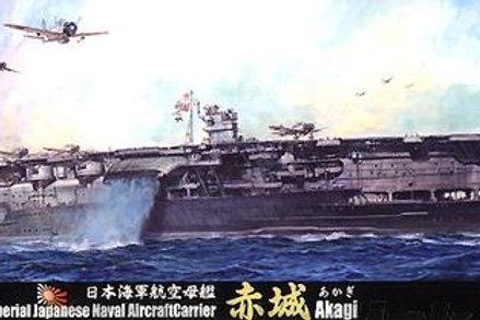 IJN Aircraft Carrier Akagi + Extras