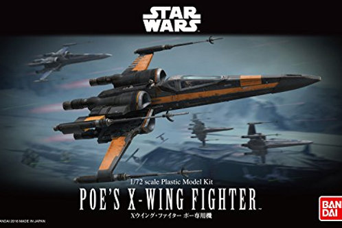 Poe's X-Wing Fighter (The Force Awakens)
