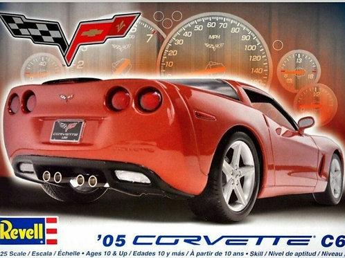 Chevrolet Corvette C6 2005