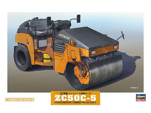 ZC50C-5 Hitachi Vibratory Combined Roller