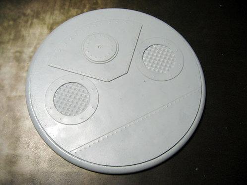 Iron Deck 01 - Round Lip 120mm