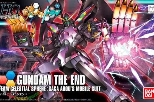 Gundam The End
