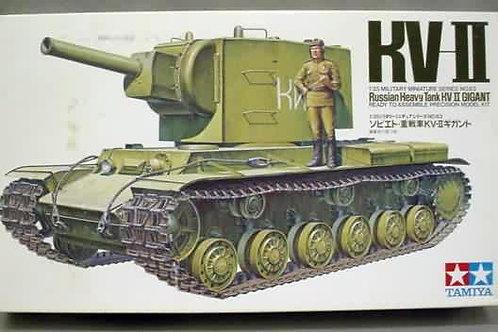 KV-II Russian Heavy Tank