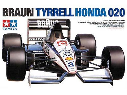 Tyrrell F1 Honda 020