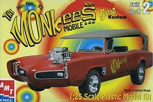 Monkees Mobile by Barris