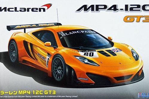 Mclaren MP4-12C GT3 + Extras