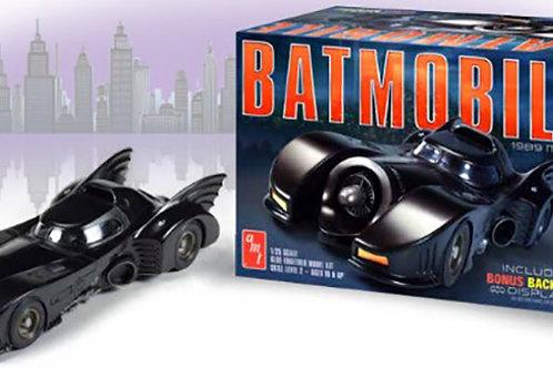 Batmobile 1989 Movie Version