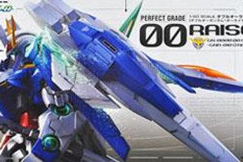 00 Raiser GN-0000 00 Gundam + GNR 010 o Raiser