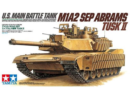 U.S. M1A2 SEP Abrams TUSK II