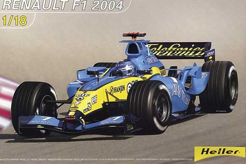 Renault F1 2004 Alonso