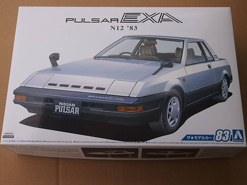 Nissan Pulsar EXA N12