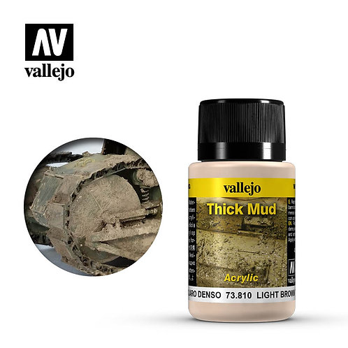 Vallejo Environmental - Light Brown Mud