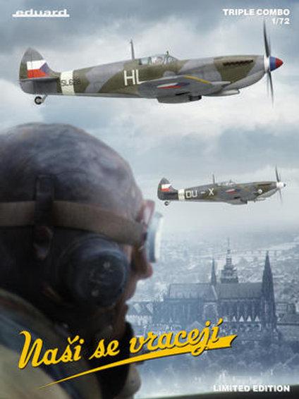 Spitfire Mk.XX 'Nasi se vraceji' (The Boys Are Back) Limited Edition