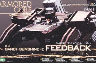 Armoured Core GAN01 Sunshine E Feedback