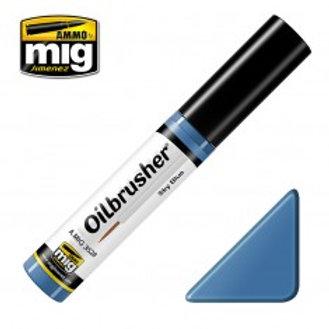 Oilbrusher - Sky Blue