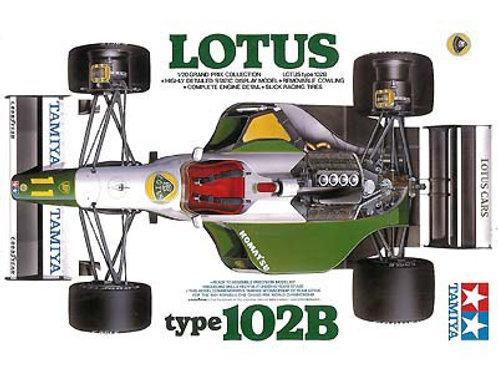 Lotus F1 102B