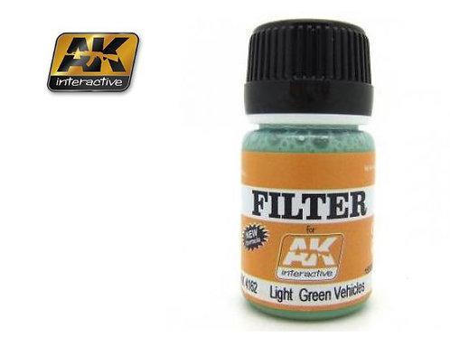 AK Filter - Light Green Vehicles - AK4162