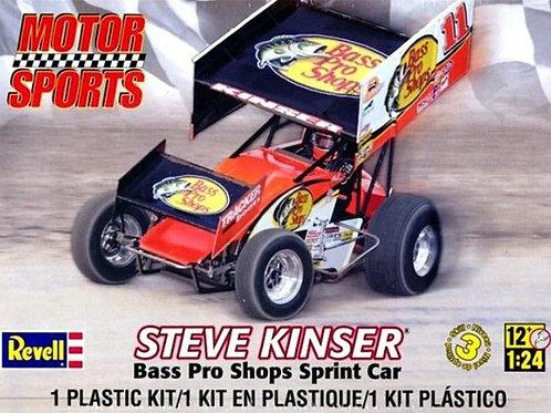 Steve Kinser Bass Pro Shops Sprint Car
