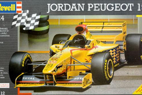 Jordan F1 197 Peugeot