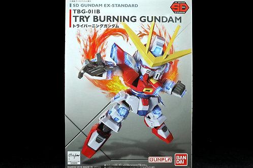 Try Burning Gundam SD-EX